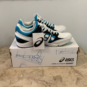 Limited edition comme does garcons x ASICS running shoes